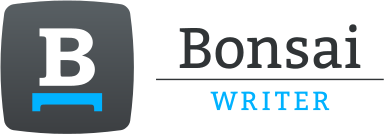 Bonsai Writer